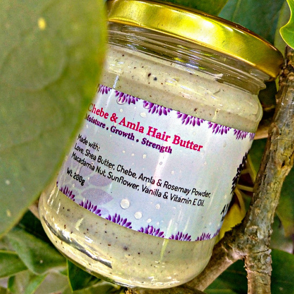 CHEBE AND AMLA HAIR BUTTER (200G)